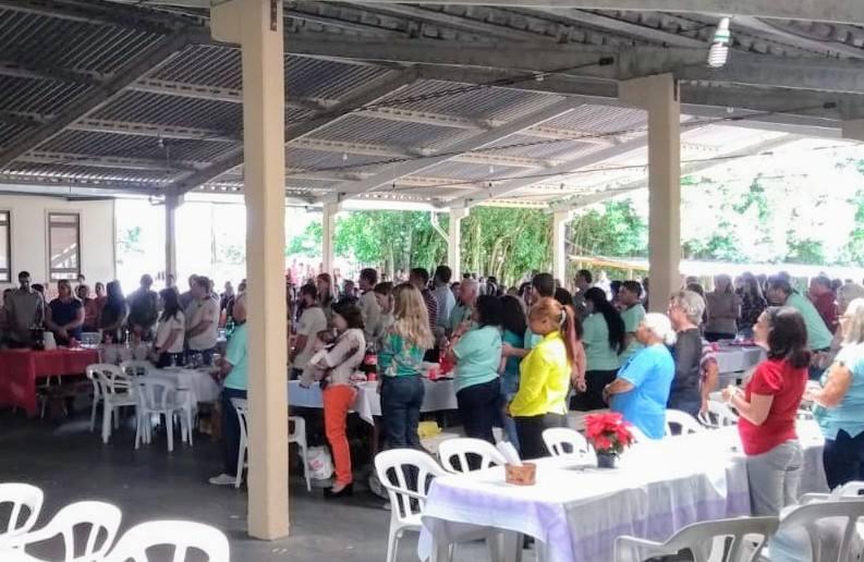 MFC Castro: Confraternização