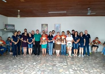 MFC Nova Londrina: Nova Coordenação