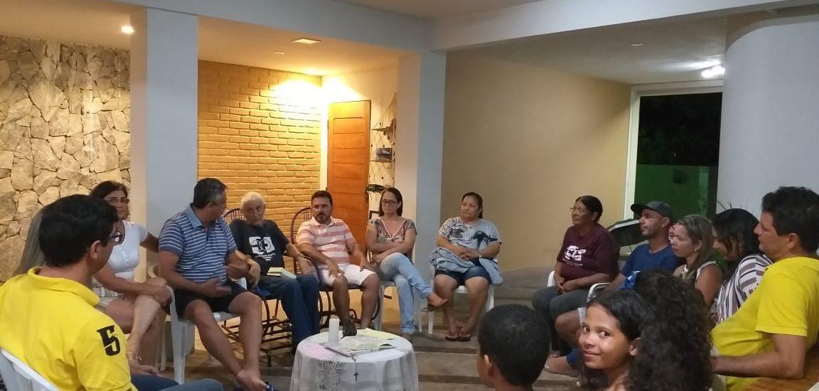 MFC Nacional: Reunião com o MFC Barra de São Miguel