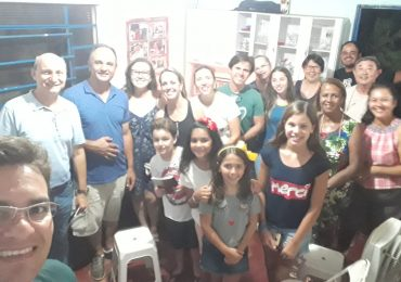 MFC Bastos: Novena de Natal