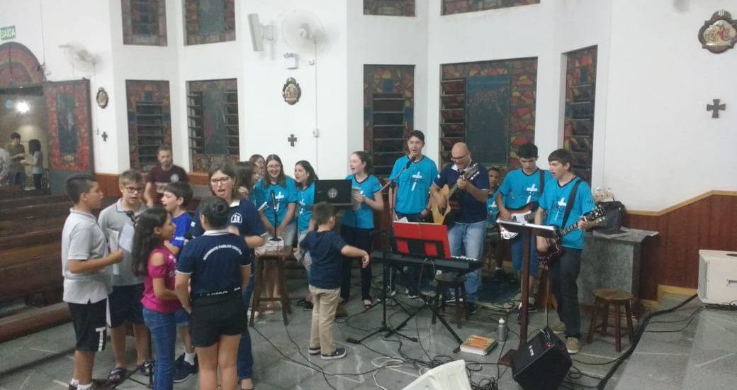 MFC Castro: Missa da Família
