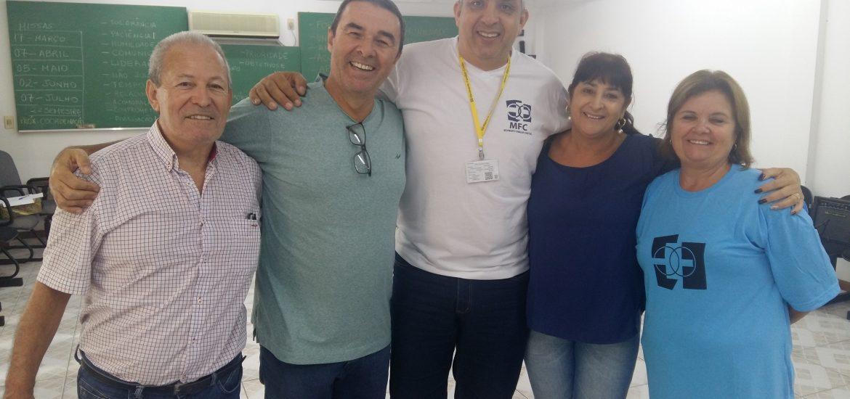 MFC Sul: Última Reunião Ordinária do Condir Sul