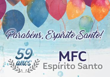 MFC Espírito Santo: 59 anos