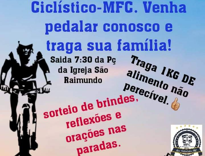 MFC Governador Valadares: 5º Passeio Ciclístico
