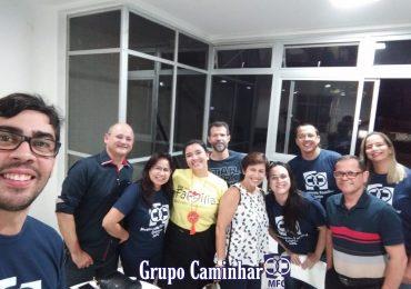 MFC Maceió: Registros de Reuniões dos Grupos Base