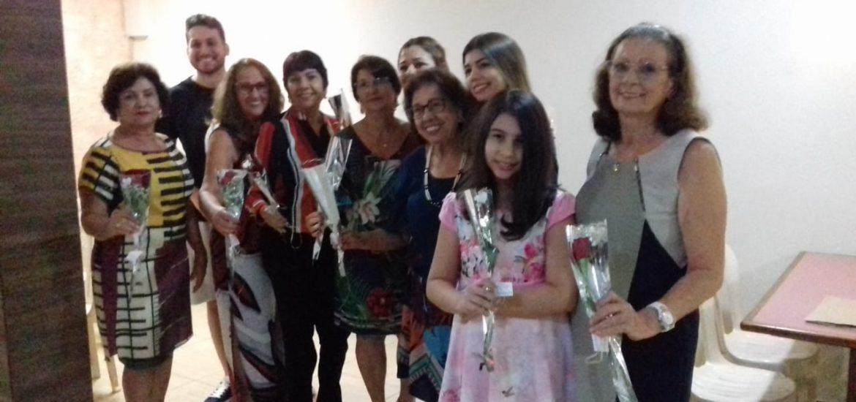 MFC Cariacica: Homenagem ao Dia das Mães