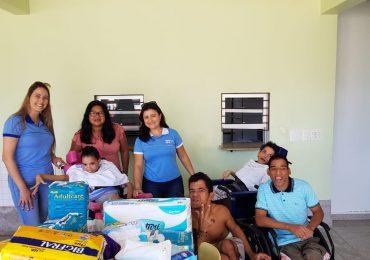MFC Linhares: Atividade Filantrópica Mensal