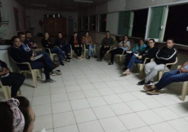 MFC Ortigueira: Reunião