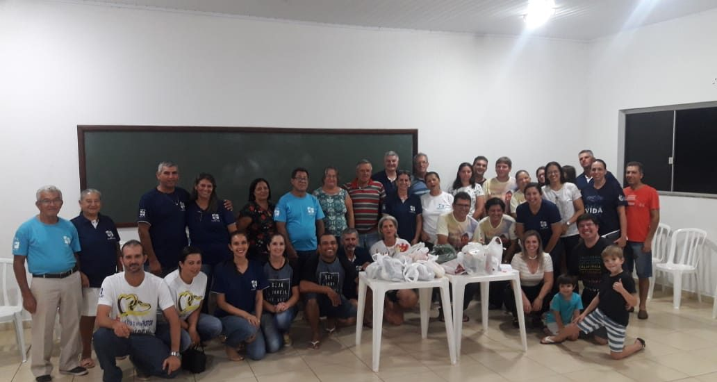 MFC Terra Rica: MFC Solidário