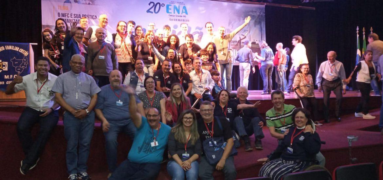MFC Paraná: 20º ENA