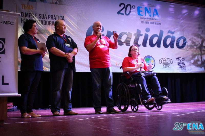 MFC Paraná: Projeto Encontro de Corações e Bom Pastor