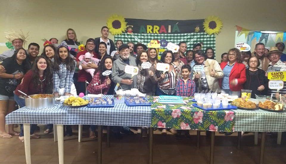 MFC Campo Grande: Festa Julhina