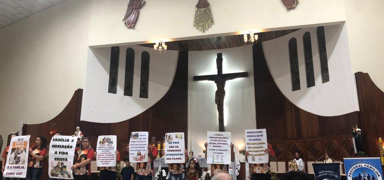 MFC Terra Rica: Santa Missa