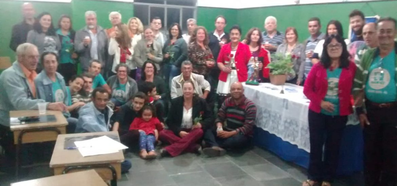 MFC Resende Costa: Curso de Noivos