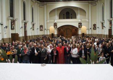 MFC Arapongas: Missa dos Avós