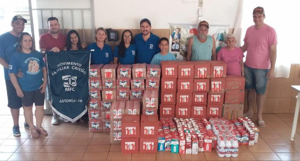 MFC Astorga: Doações