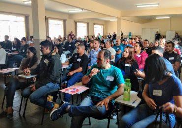 MFC Castro: Encontro de Legitimação