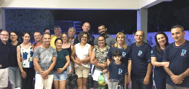 MFC Paranavaí: Reunião