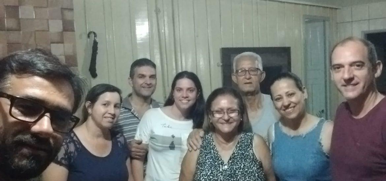 MFC Terra Rica: Doação e Visitas