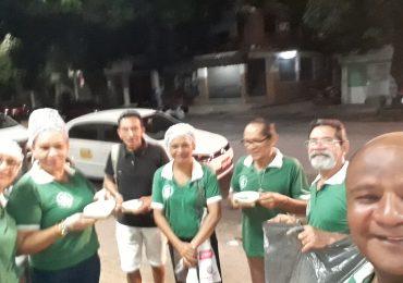 MFC Belém: Projeto de Doação da Sopa de Agosto