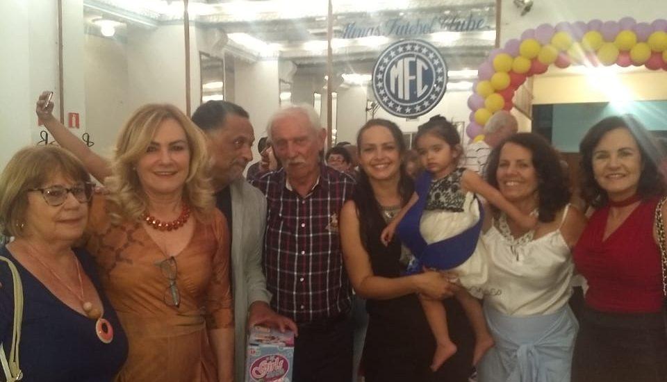 MFC São João Del Rey: Tarefa Social
