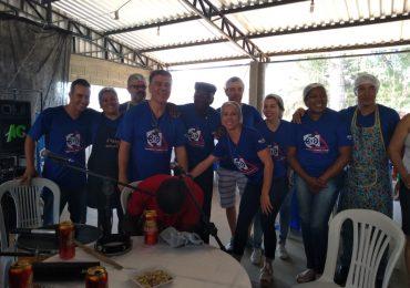 MFC Barbacena: Feijoada em Prol do Encontro Conjugal