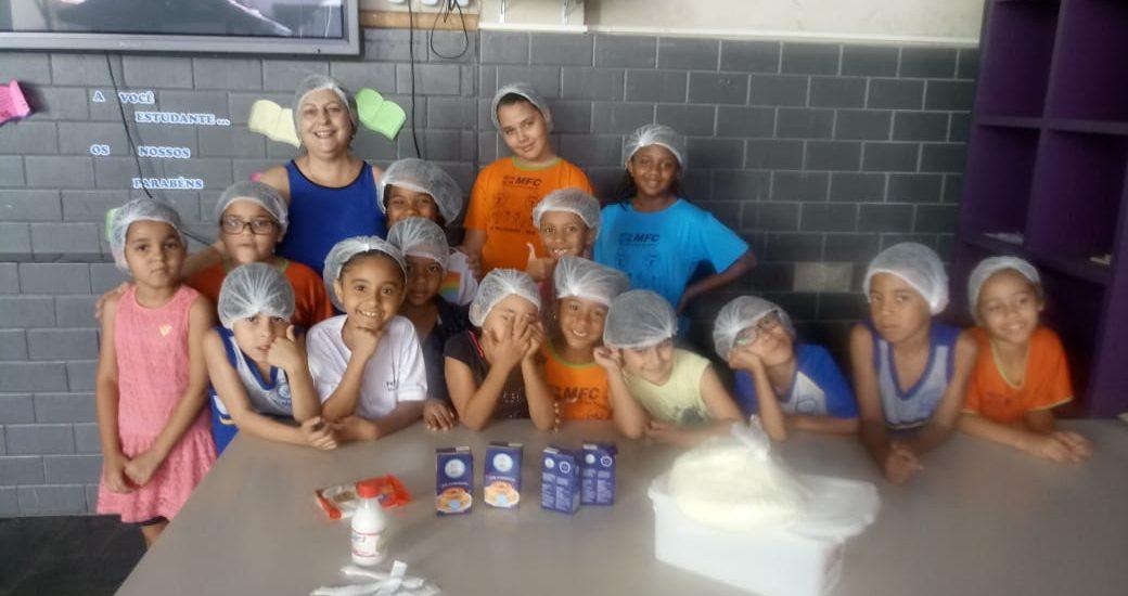 MFC Belo Horizonte: Aula de Culinária