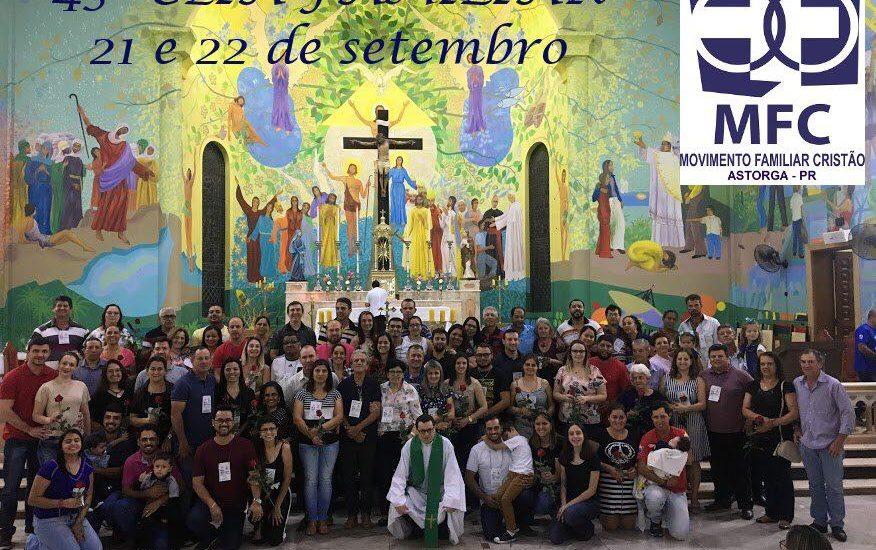 MFC Astorga: 43ª Ceia Familiar