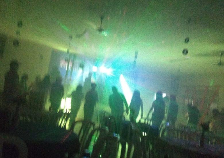 MFC Campo Grande: 1º Baile dos anos 70, 80 e 90