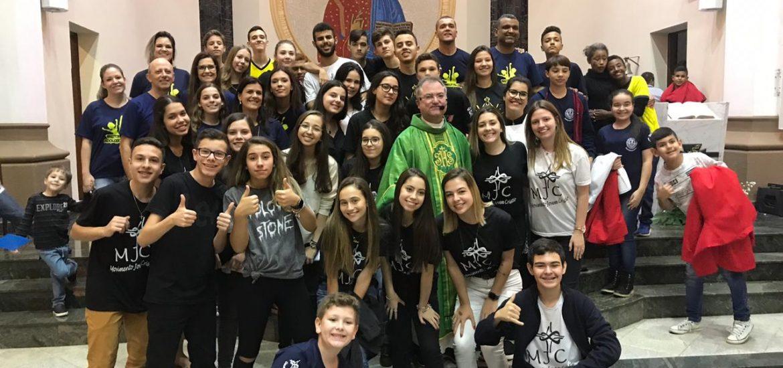 MFC Jovem Arapongas:  Novena Nossa Senhora Aparecida