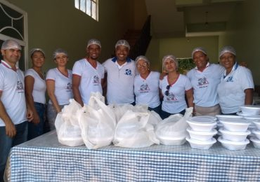 MFC Monte Azul: Feijoada Beneficente