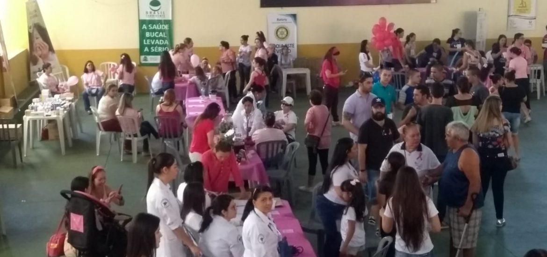 MFC Santo Antonio da Platina: 4º Multirão da Cidadania