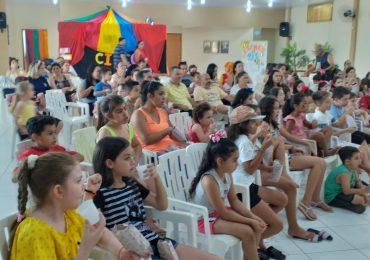 MFC Maringá: Dia das Crianças