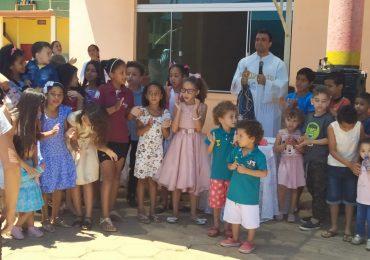 MFC Vale das Cancelas: Missa do dia de Nossa Senhora