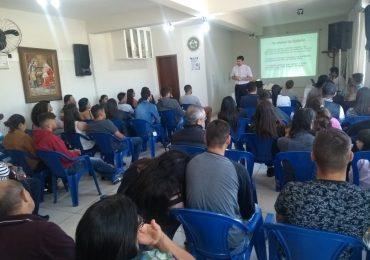 MFC Santo Antonio da Platina: Encontro de Casais Sacramentáveis