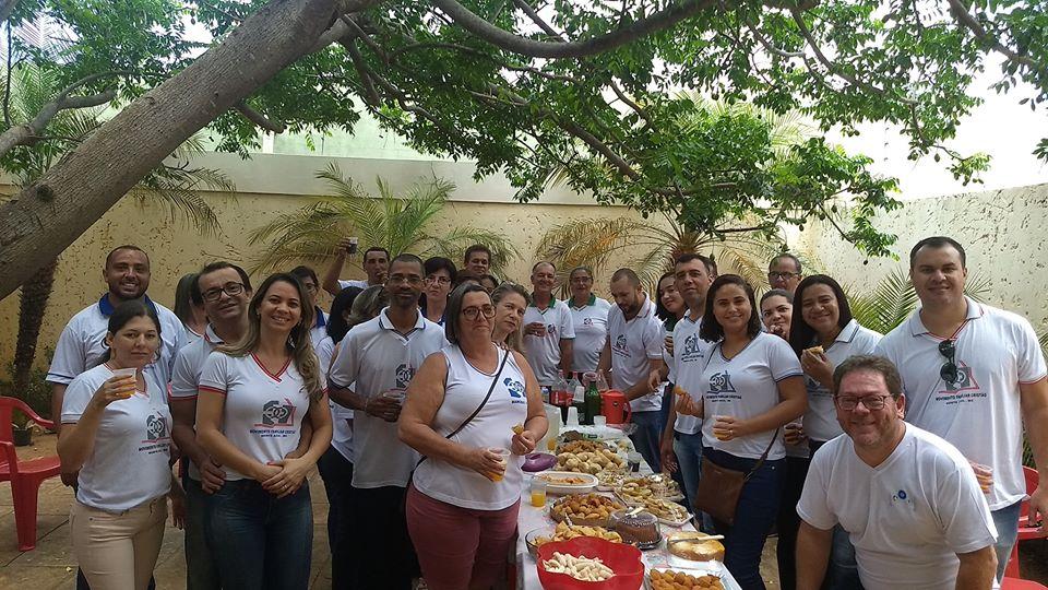 MFC Minas Gerais: Reunião