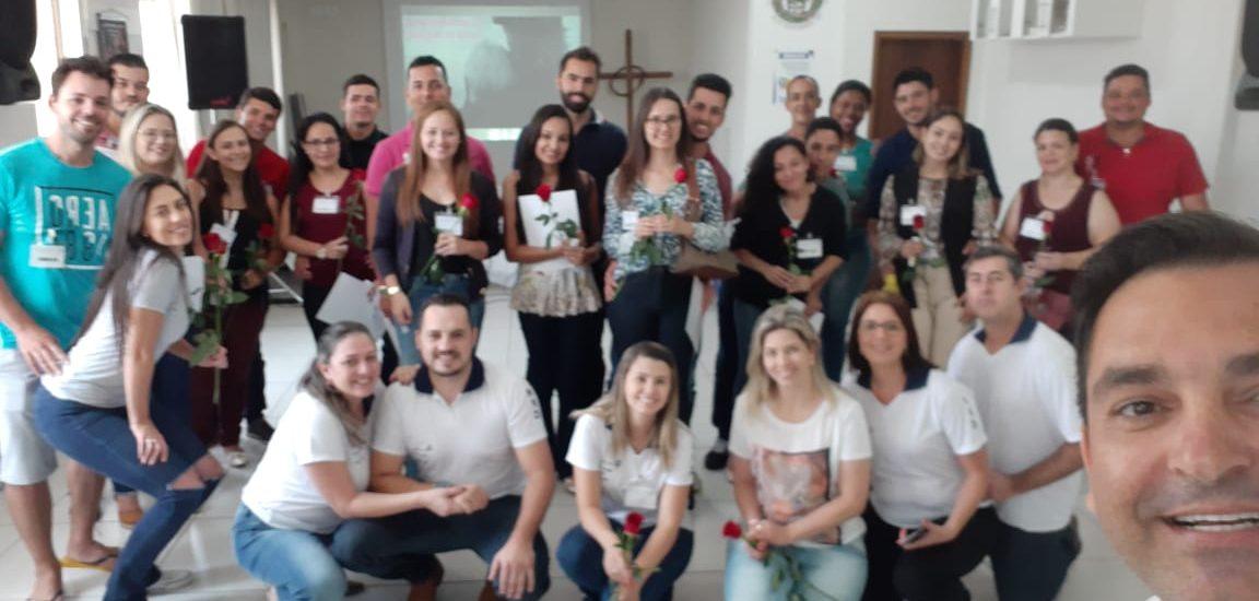 MFC Santo Antonio da Platina: Encontro de Noivos
