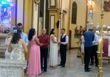 MFC Santo Antonio da Platina: Casamento Comunitário