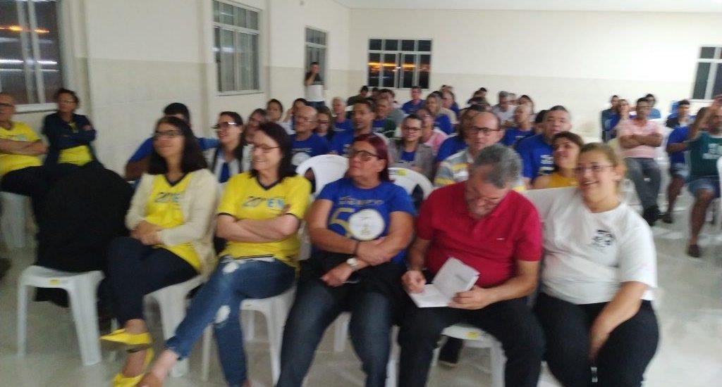 MFC Vitória da Conquista: Repasse do 20º ENA