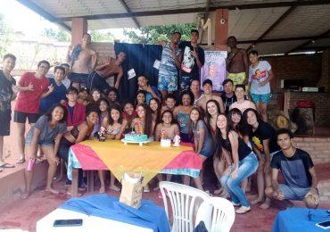 MFC Conselheiro Lafaiete: Confraternização E. B. Crer Sendo Jovem