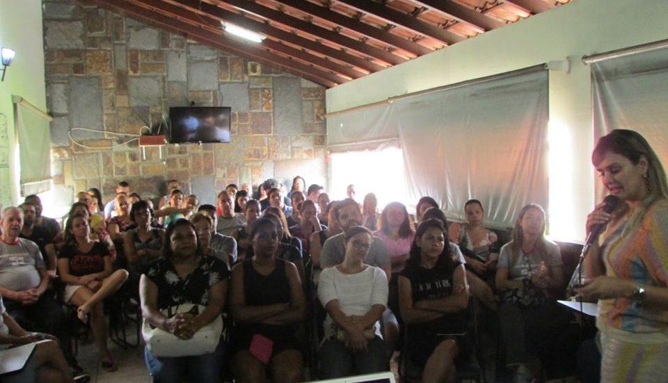 MFC Belo Horizonte: Palestra