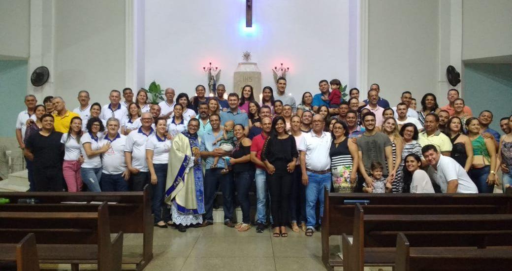 MFC Espinosa: IX Encontro Conjugal