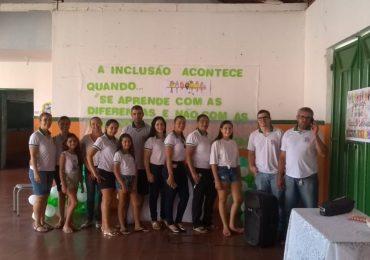 MFC Mato Verde: Dia da Inclusão Social e Dia do Deficiente