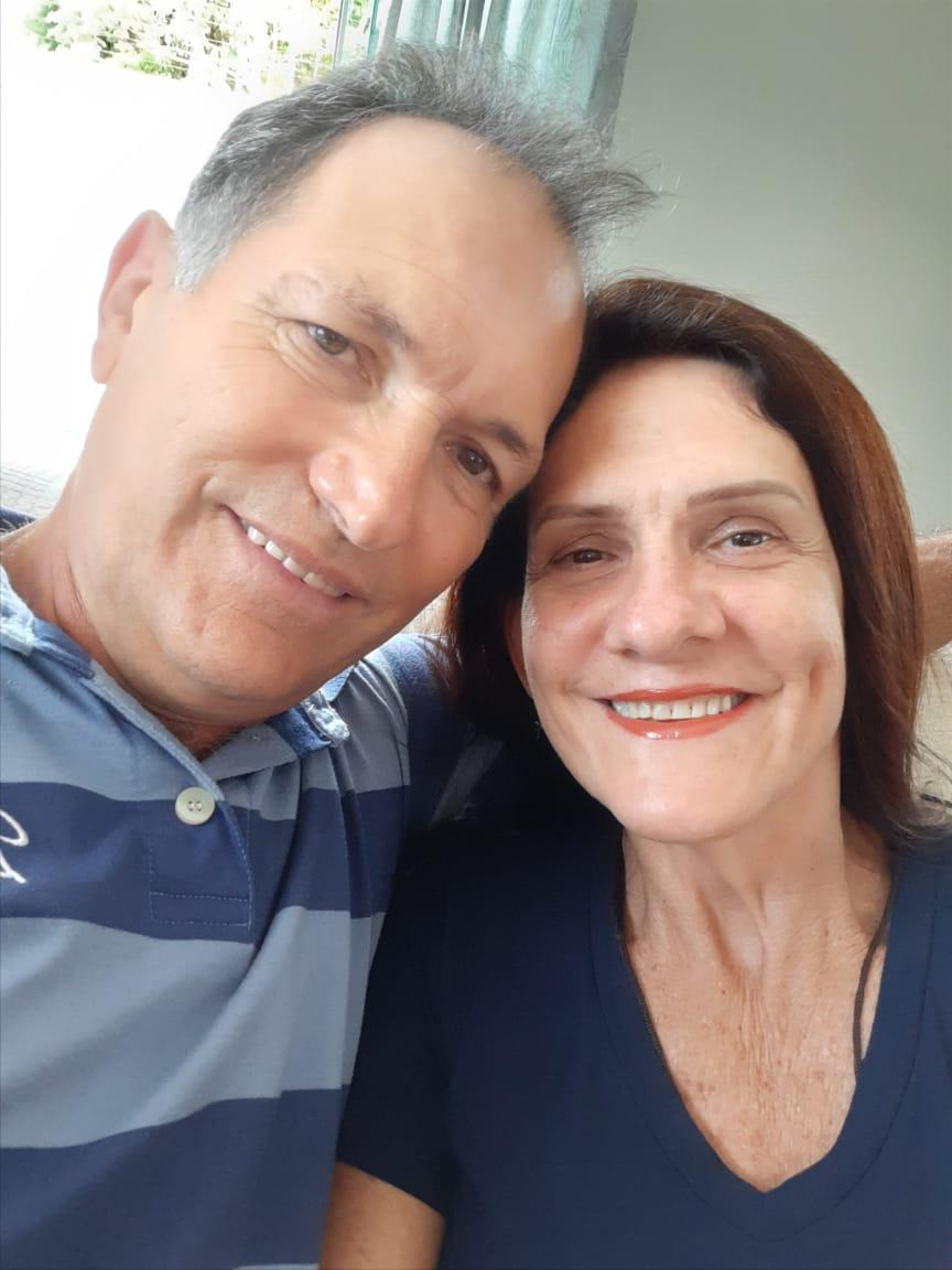 José e Jane Liuth
