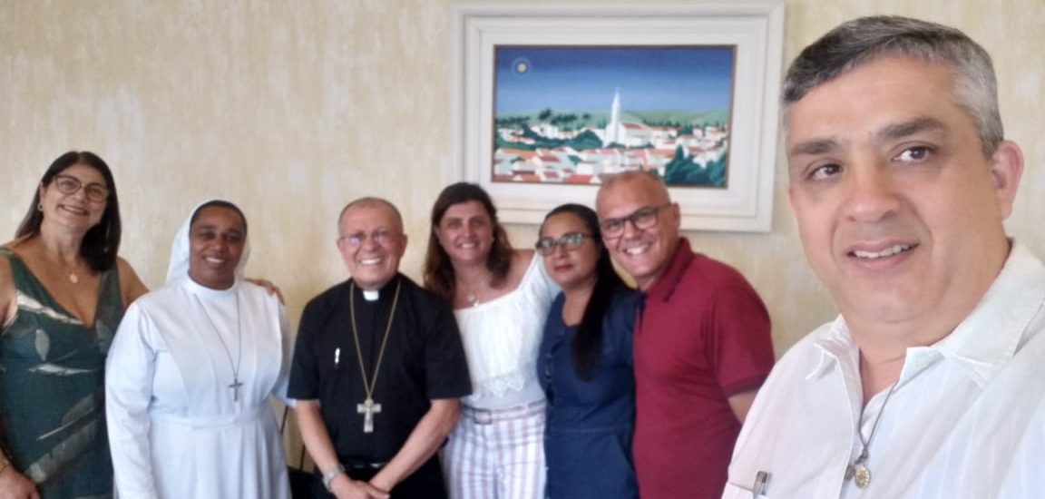 MFC Nacional: Audiência com Arcebispo Dom Josafá