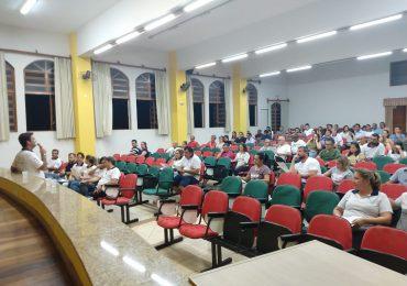 MFC Santo Antônio da Platina: Reunião