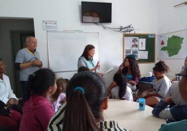 MFC Ouro Preto: Campanha da Fraternidade