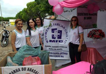 MFC Mato Verde: Comemoração ao Dia Internacional da Mulher