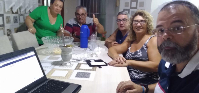 MFC Rio Grande: Webinário