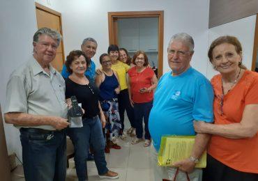 MFC Grande Vitória: Reunião da Equipe Base Família Estrela Dalva